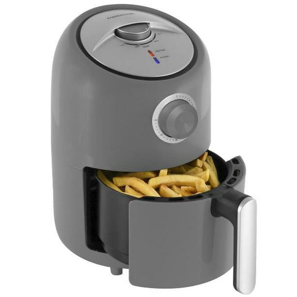 Farberware 1 9 Quart Compact Air Fryer Oil Less Fryer Grey