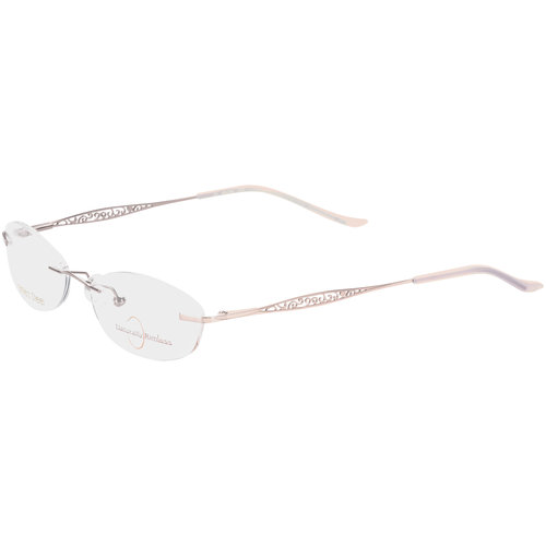 Naturally Rimless Eyeglasses, NR-334, 1pr