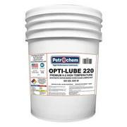 PETROCHEM OPTI-LUBE 220-005 High Temp Oven Chain Lubricant, ISO 220