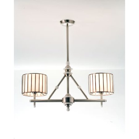 Meyda Tiffany 98365 Revolution 2 Light 8