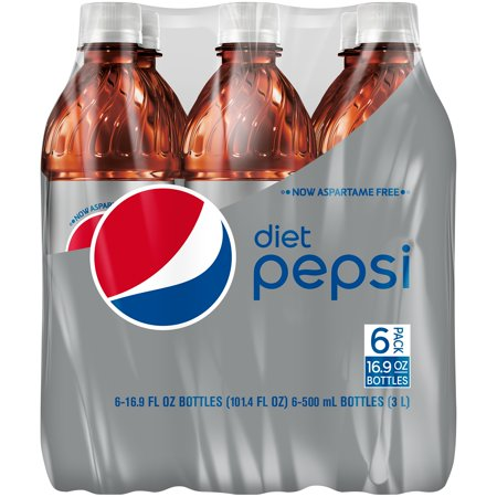 Diet Pepsi  16 9 Fl Oz  6 Ct