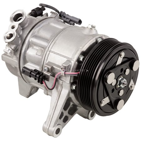AC Compressor & A/C Clutch For Buick LaCrosse and Cadillac SRX