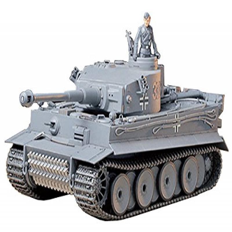 Tamiya Models Tiger I Early Production Model Kit