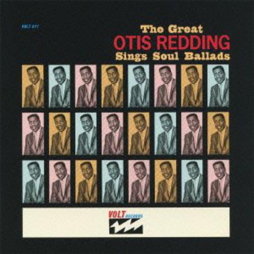 Otis Redding - Sings Soul Ballads [CD]
