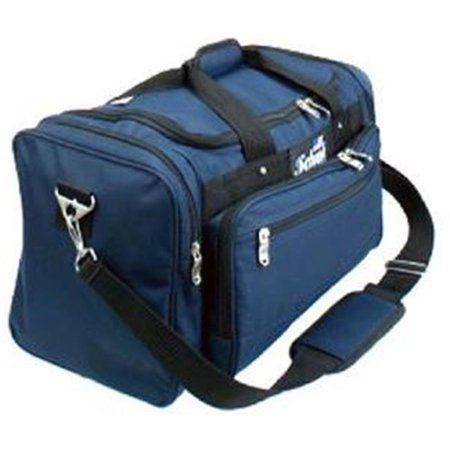 8eb7ecc6e1 Schiek Sport BAGM Deluxe Multi-Compartment Polyester Gym Bag - 20 Inch -  image 1 ...