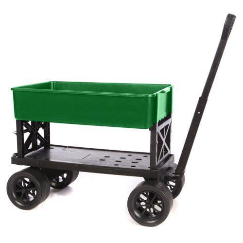 Mighty Max Double Decker Garden Cart