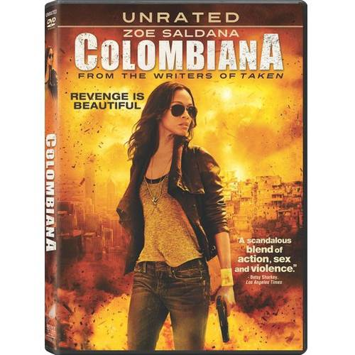 Colombiana (Unrated) (With INSTAWATCH) (Widescreen)