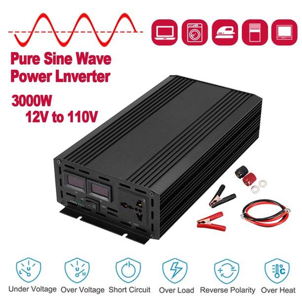 Pure Sine Wave Inverter Dc 12v