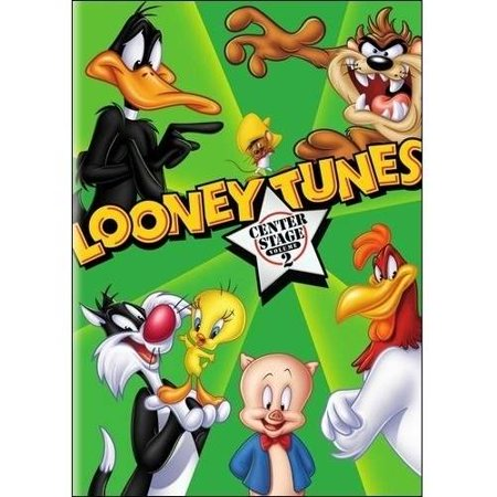 Looney Tunes Center Stage Volume 2 (DVD)