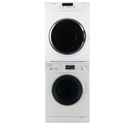 Set of New Version Compact Front Load Washer and Standard