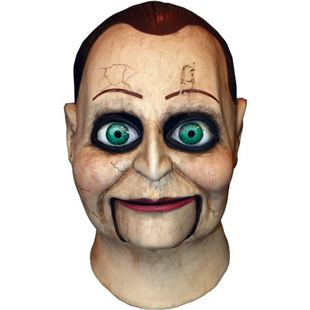 Dead Silence Billy Puppet Mask Adult Halloween Accessory