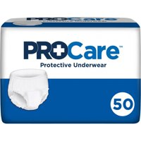 ProCare Adult Brief ''X-Large, 59 - 64 , 60 Count''