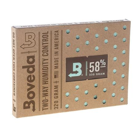 BOVEDA 58 Percent RH (320 GRAM) - 2-Way Humidity Control Pack