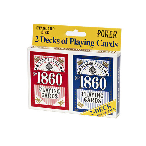 Nevada Style No.1860 Playing Card Deck