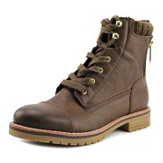 Tommy Hilfiger Omar 2 Women  Round Toe Synthetic Brown Ankle Boot