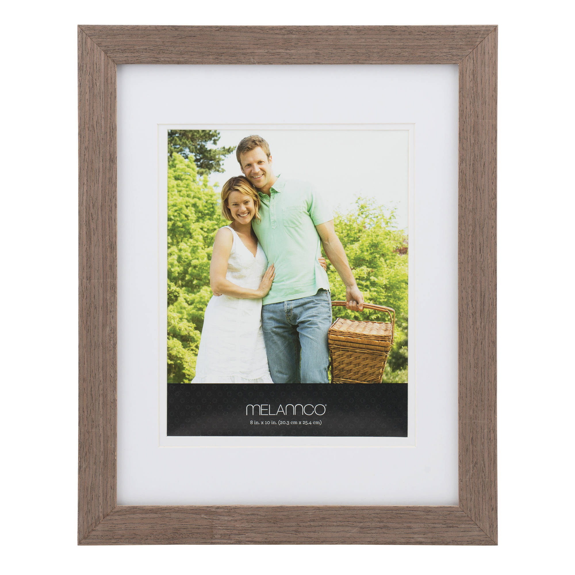 Melannco 13 x 16 Wood Photo Frame - Walmart.com