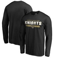UCF Knights Team Strong Long Sleeve T-Shirt - Black