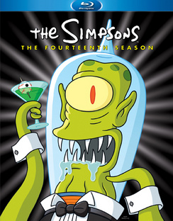 The Simpsons: The Complete Fourteenth Season (Blu-ray) by 20th Century Fox