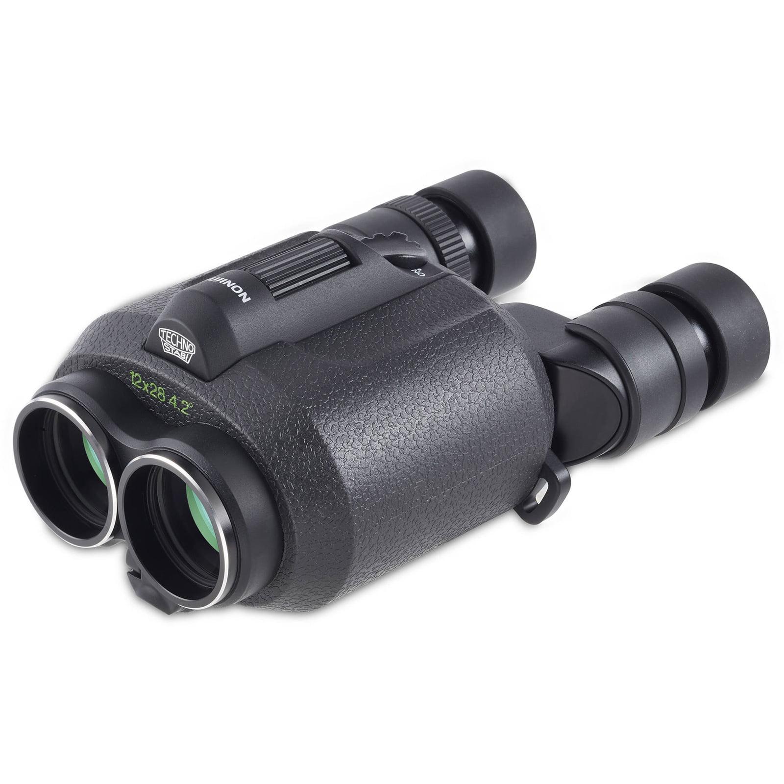 Fujifilm Fujinon Techno-Stabi TS1228 12x28 Image Stabilized Binoculars & Case Weather / Fog Resistant