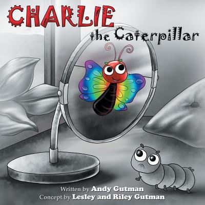 Charlie the Caterpillar - Caterpillar Dot