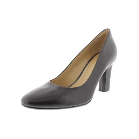 Naturalizer Womens Gloria Leather Pumps Dress Heels