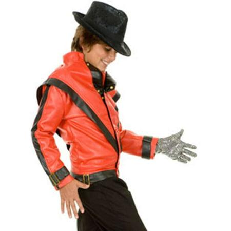 Michael Jackson Thriller Child Jacket (Michael Jackson Halloween Costume For Kids)