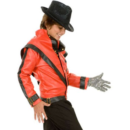 Michael Jackson Thriller Child Jacket - Michael Jackson Beat It Jacket For Kids