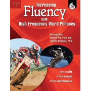 Increasing Fluency with High Frequency Word Phrases Grade 5 - eBook