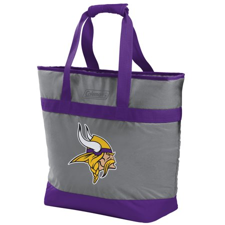 Rawlings NFL 30 Can Soft Tote Cooler, Minnesota Vikings