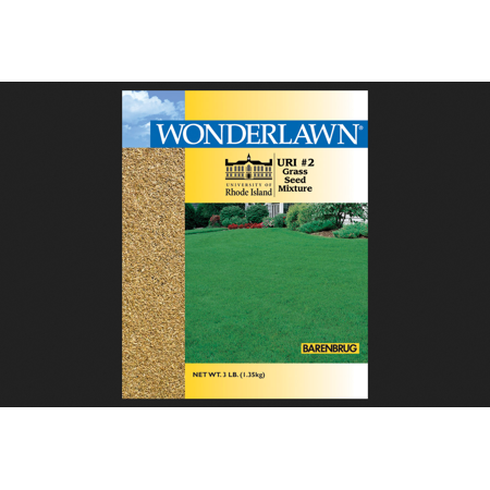 Barenbrug Wonderlawn URI #2 New England Mix Sun and Shade Grass Seed 3 (Best Grass Seed Mix For New England)