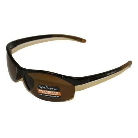 Fly Fish Sunglasses Fatham Tortoise Amber (Amber Sun Glasses)