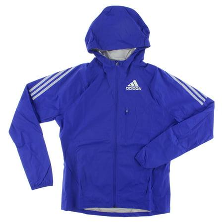 Adidas Mens Jeremy Scott Denim Print Track Jacket Blue (Jeremy Scott Men)