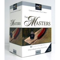 Classical Music MASTERS Mozart Beethoven & More 16 Audio CD Set