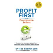 Best Ecommerce Books - Profit First for Ecommerce Sellers: Transform Your Ecommerce Review