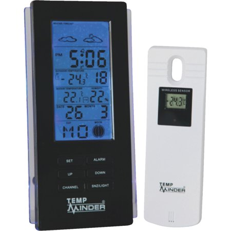 Temp Minder Wireless Weather (Wireless Temp Station)