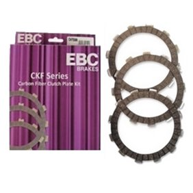 EBC CKF Carbon Fiber Clutch Plate Kit For KTM 360 EG