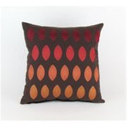Wayborn Home Furnishings 11246-1 17 x 17 in. Decorative Pillow - Multicolor