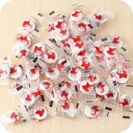 100Pcs Ladies Skin Care DIY Facial Face Compressed Mask Tablet Paper Masque - Diy Masque Halloween