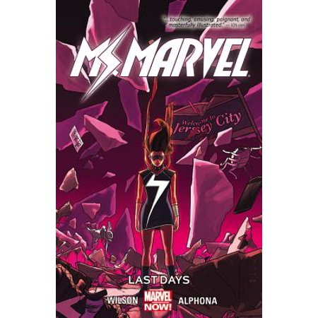Day Four (Ms. Marvel Vol. 4 : Last Days)
