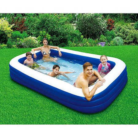 My Sunshine 120 Deluxe Family Inflatable Pool