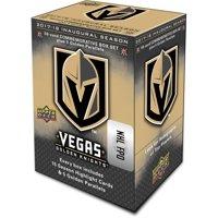 2018 Upper Deck Vegas Golden Knights Inaugural Season Commemorative 55-Card Set