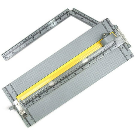 Carl Recycled Rotary Trimmer - Ek Tools Paper Trimmer Rotary 12In