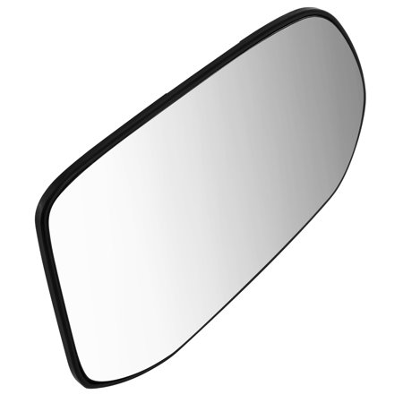 For 2006 to 2011 Honda Civic Sedan Factory Style Passenger / Right Mirror Glass Lens 07 08 09 10 09 Factory Replacement