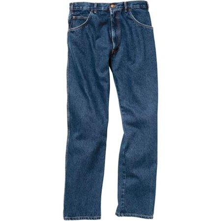 Key Heavyweight Denim 5-Pocket Jeans, Traditional Fit 38x29