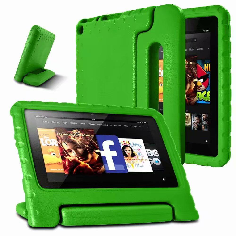 Dteck Kindle Fire 7 2015 Case ,Lightweight Handle Shockproof EVA Protective Stand Kids Case For Kindle Fire 7 2015