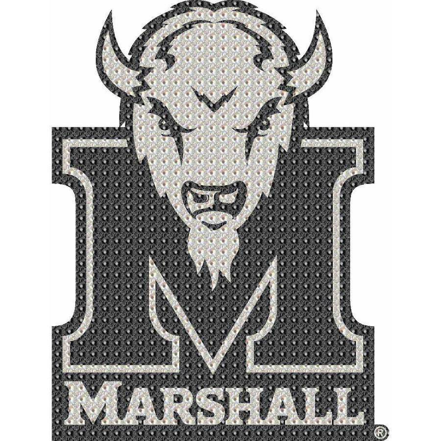 NCAA Marshall Bling Emblem
