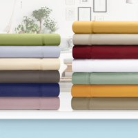 1200 Thread Count Egyptian Cotton Bedding Sheets & Pillowcases, 4-Piece Sheet Set by Impressions - California King