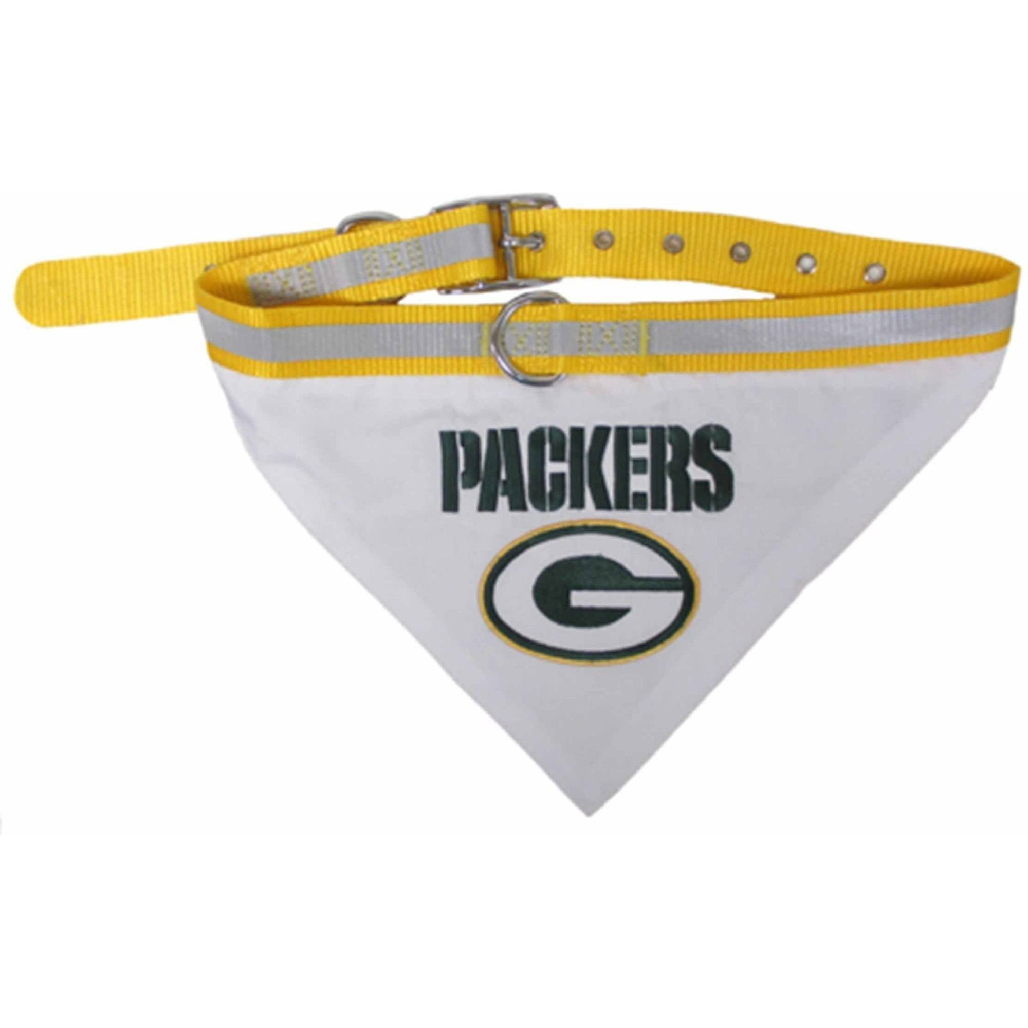 Pets First NFL Green Bay Packers Pet Bandana