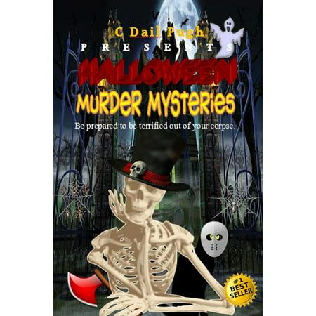 Halloween Murder Mysteries - eBook - Halloween Murder Mysteries