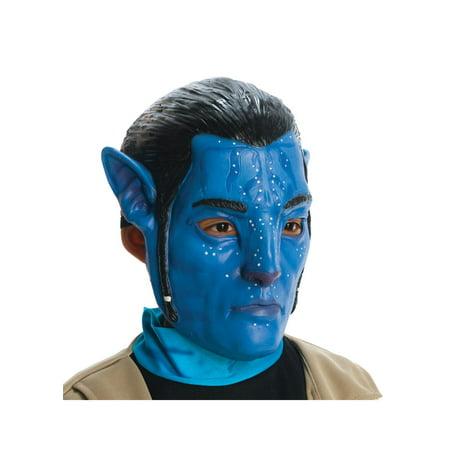 Jake Sully 3/4 Vinyl Child Mask Rubies 4707